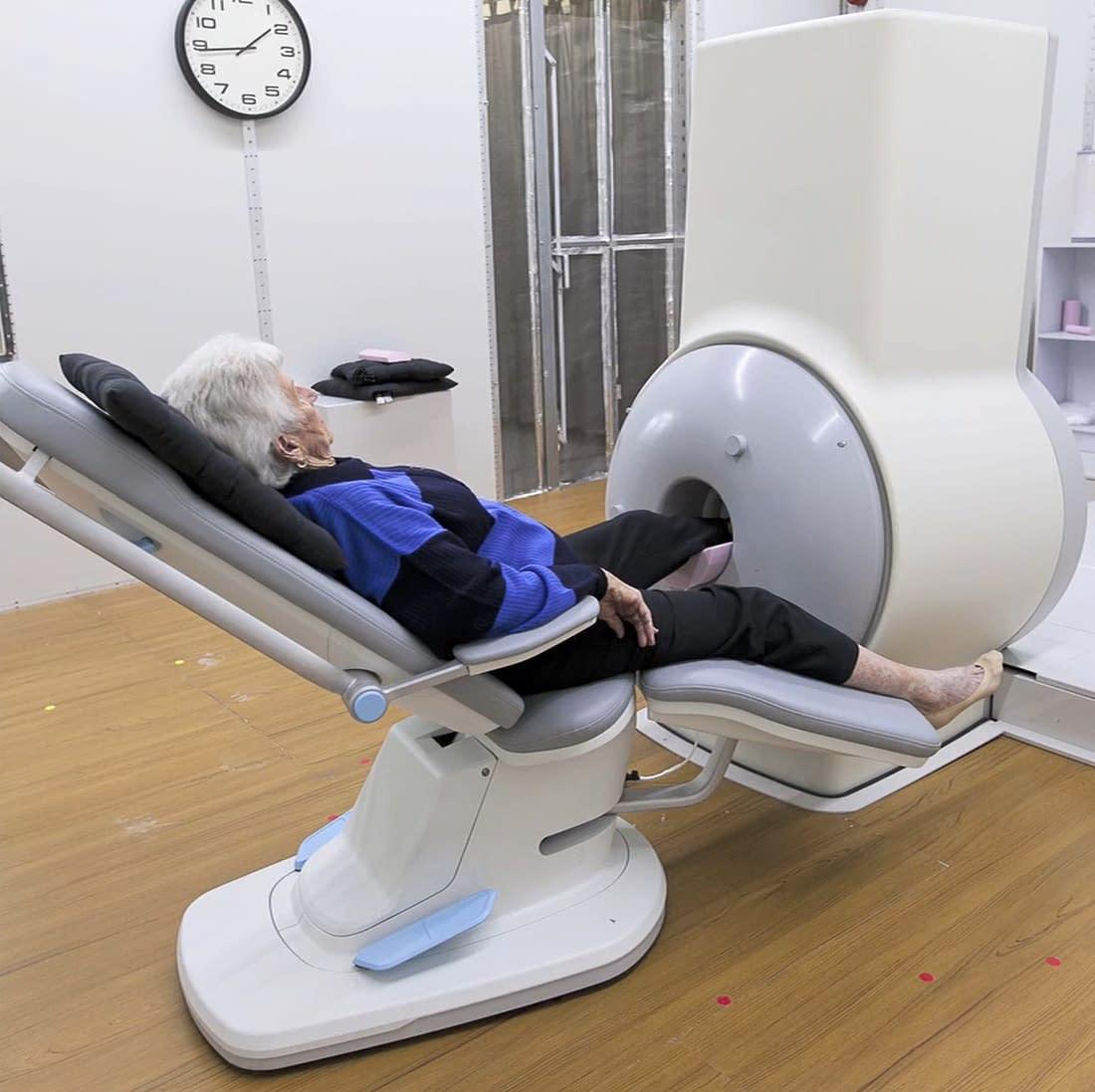 Ankle MRI Scan