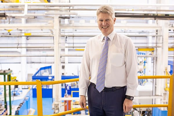 Steve McQuillan Non-Executive Director Magnetica MRI Systems OEM