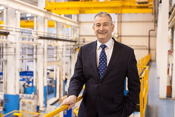 Stephen King Non-Executive Director Magnetica MRI Systems OEM