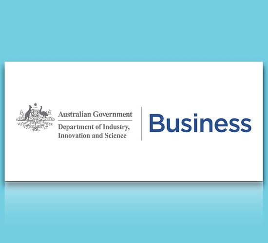 Dept Industry Innovation Science Business logo web Magnetica Grant