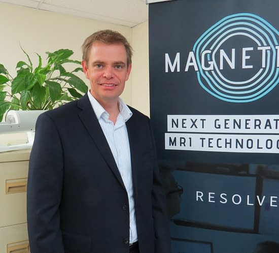 Duncan Stovell Appointed Magnetica CEO